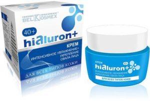 Крем «Hialuron +» Belkosmex